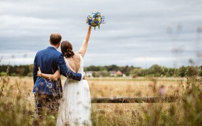 Hochzeit in Königswinter-Stieldorf und Feier in der Niederpleiser Mühle