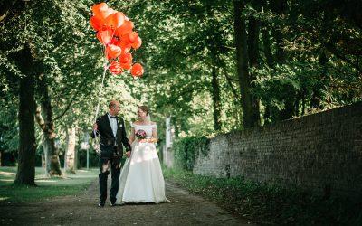 Hochzeit in Köln-Wahn und Feier im Clostermanns Hof in Niederkassel